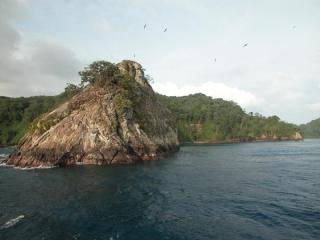 Cocos Islands Costa Rica 2005