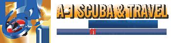 A-1 Scuba & Travel Aquatics Center Logo