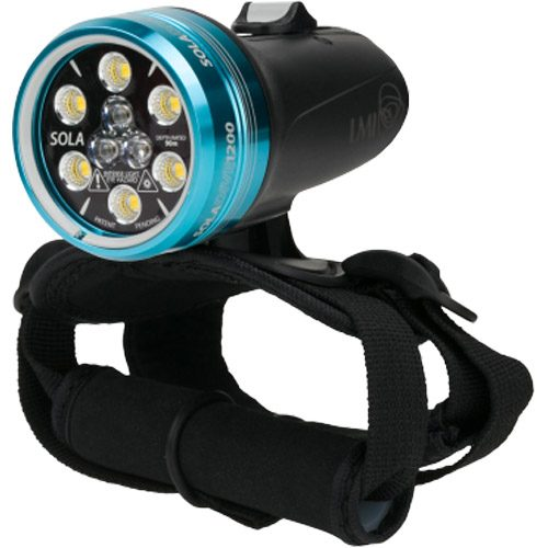 Light and Motion Sola Dive 1200