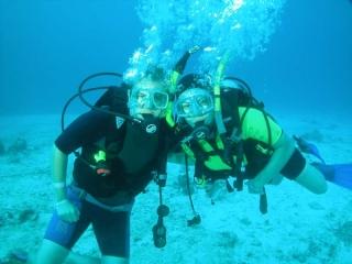 Cozumel Group Trip 2007