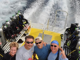 Bonaire Divers With Disabilities 2011