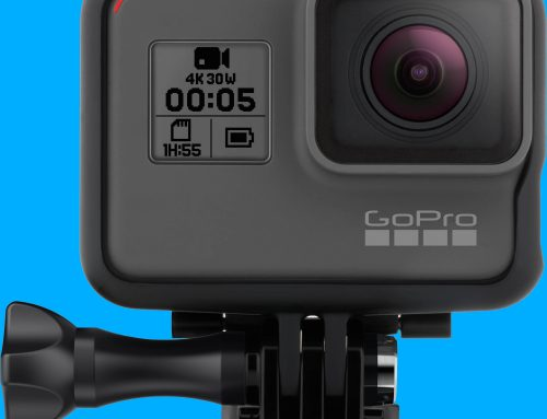 GoPro Hero 5 Black Clinic