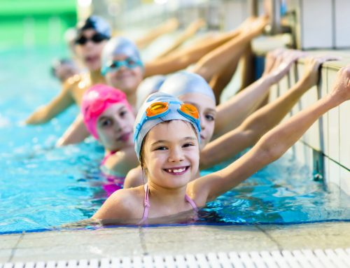 5 Swimming Tips for First Time Swimmers