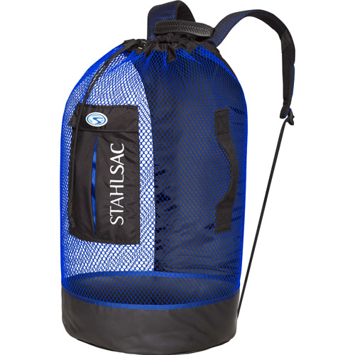 Stahlsac Panama Mesh Backpack Blue