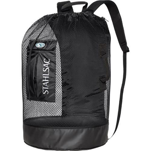 Stahlsac Bonaire Mesh Backpack Black