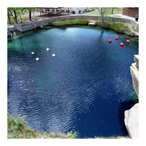 Blue Hole Scuba Certification