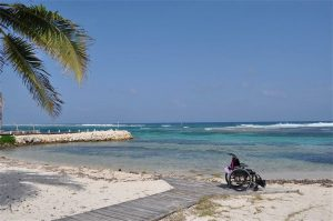 Cayman Brac Divers with Disabilities Trip