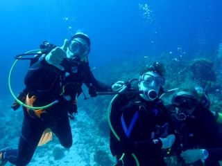 Cayman Brac Divers With Disabilities June 2017