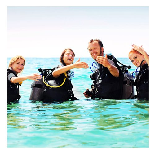 Scuba Certification Classes