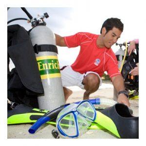padi enriched air diver manual pdf