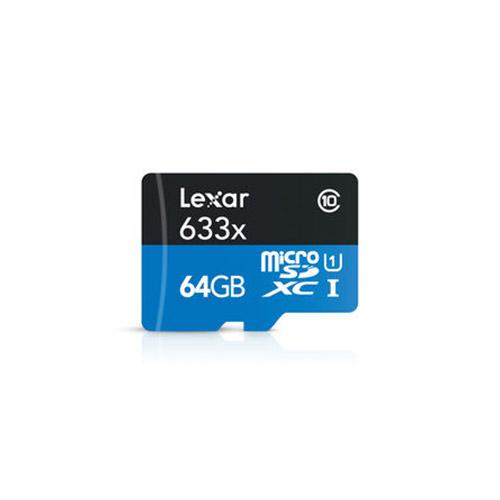 GoPro 64GB microSDXC Memory Card