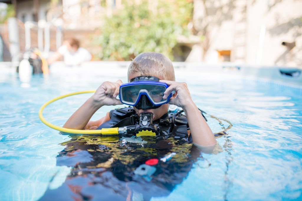 Kids Only Scuba Course