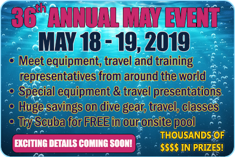 36th Annual May Event