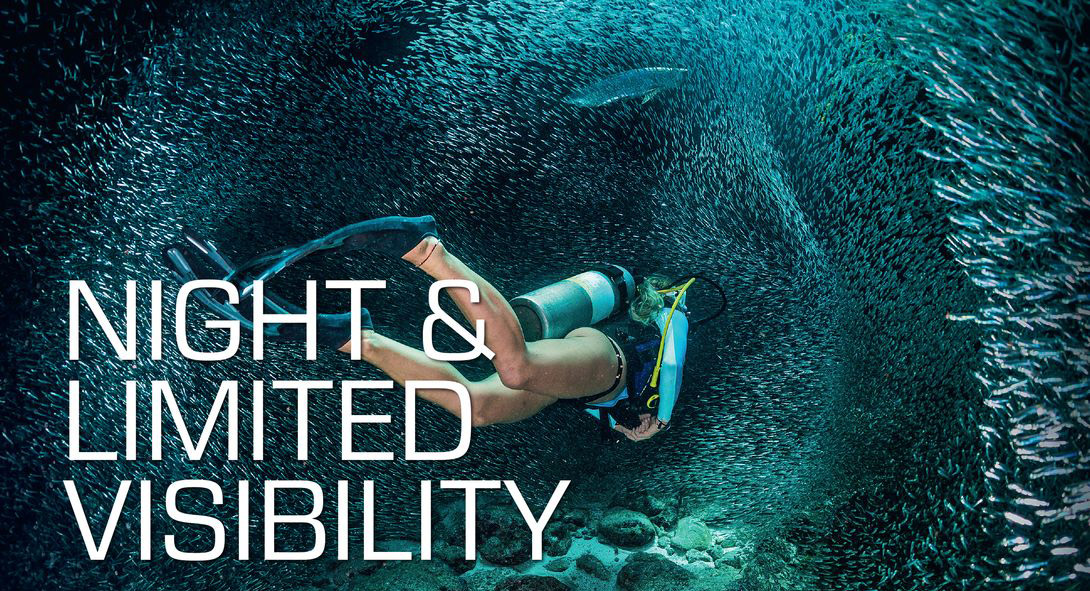 Night and Limited Visibility Diver