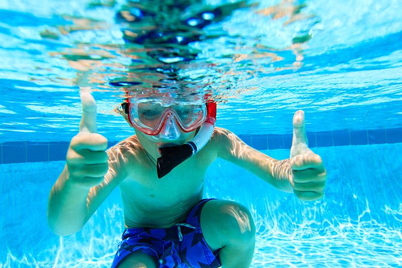 Scuba & Snorkel Pool Parties