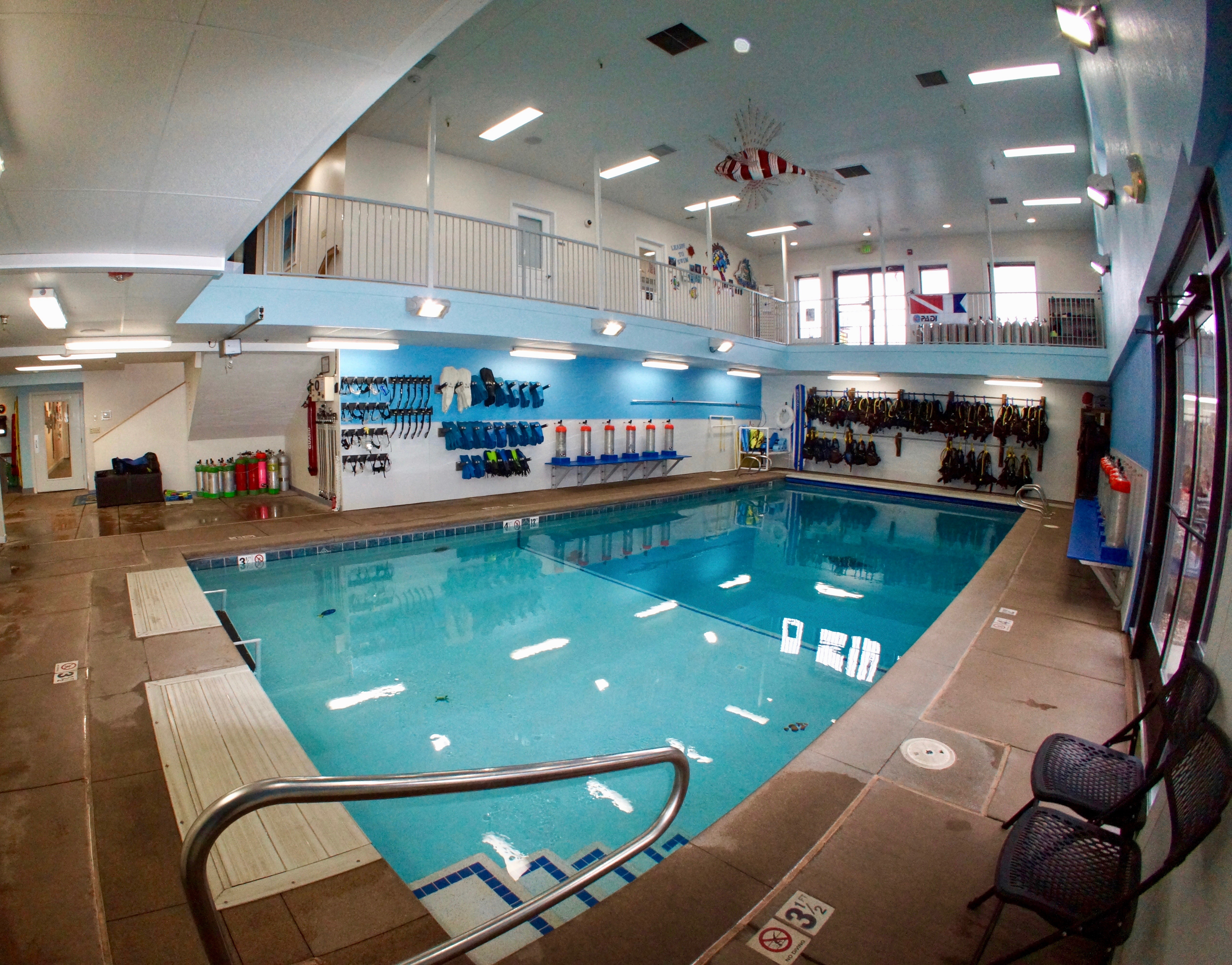 A-1 Scuba Pool