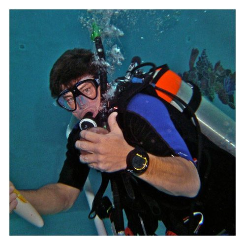 Private Lesson at A-1 Scuba