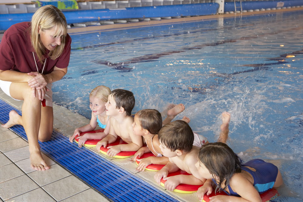 What to Expect from Swim Lessons with A-1