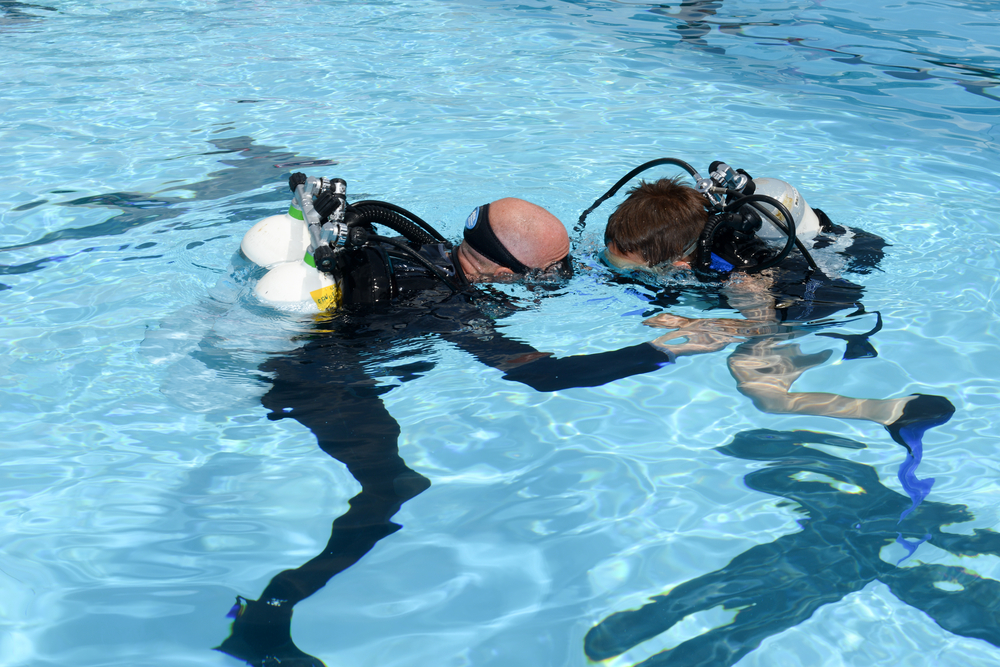 The Many Benefits Scuba Diving Provides for Those with Disabilities