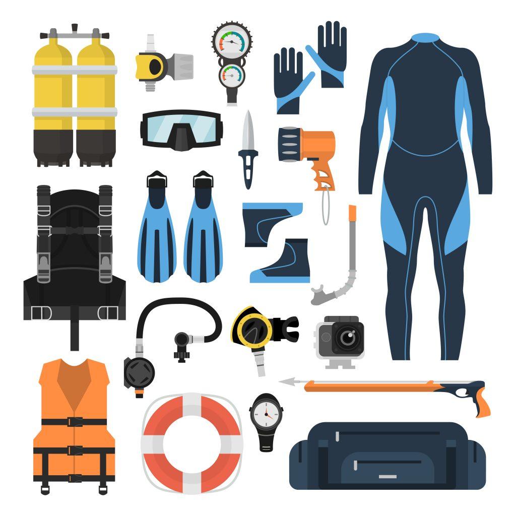 high-quality snorkel gear