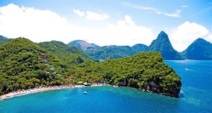 Travel to St. Lucia with A-1 Scuba