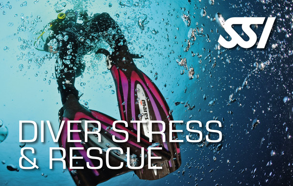Stress and Rescue Diver Course